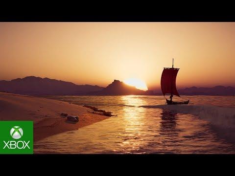 Microsoft выпустила новый рекламный ролик Xbox One X
