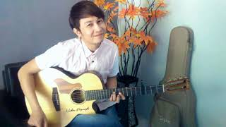 Video Birunya Cinta - Nathan Fingerstyle | Guitar Cover download MP3, 3GP, MP4, WEBM, AVI, FLV Maret 2018