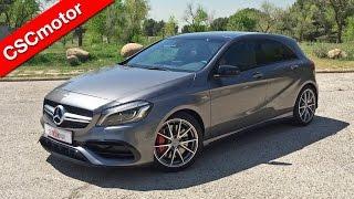 Mercedes-AMG A 45 - 2017 | Revisión en profundidad