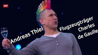 Andreas Thiel beim Arosa Humorfestival 2018