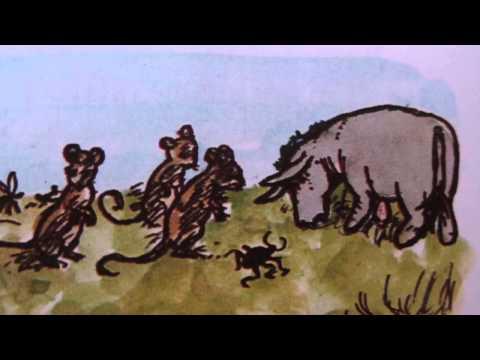 Lionel Jeffries reads Winnie the Pooh  Part 1