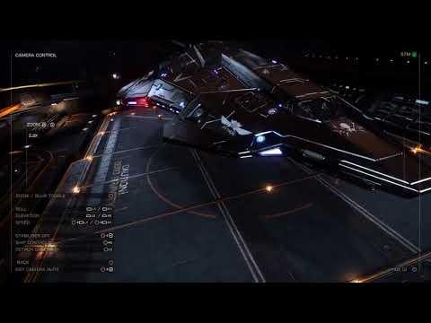 Elite Dangerous (PS4 Pro) Federation Rear Admiral !!! [Episode 29]