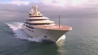 Top 5 SuperYachts 2016