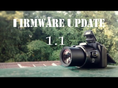 How to Update Firmware in Nikon L830