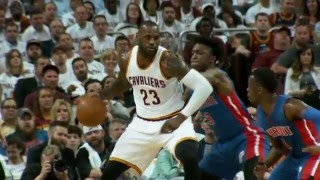 Best of Phantom Playoffs: Cavaliers vs Pistons Round 1 Game 2