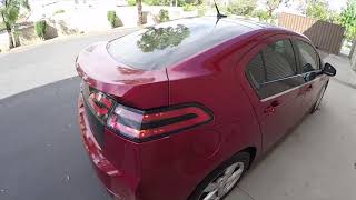 2012 Chevy Volt Red FL car
