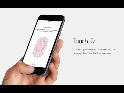 IPHONE 6S - СЛОМАЛСЯ TOUCH ID