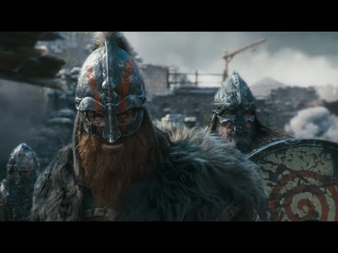 Top 5: Most Epic  Game Cinematic trailers 1080p