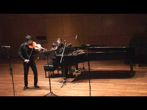 Brahms: Viola Sonata No.2 in E-flat (Complete) by Hunter Lam