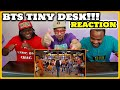 BTS Comes As Advertised | BTS: Tiny Desk Home Concert REACTION + Full Review!!