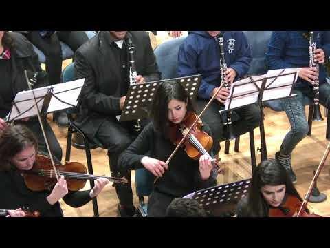 Palestine Philharmonie Asfur asmar allon