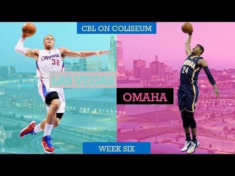 CBL Game 21: Las Vegas at Omaha