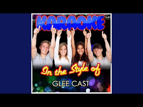 No Air (In The Style Of Glee Cast) (Karaoke Version)
