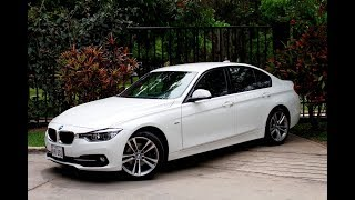 Test Drive - BMW 320i 2018