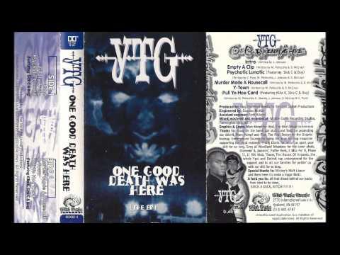 YTG - Pull Yo Hoe Card