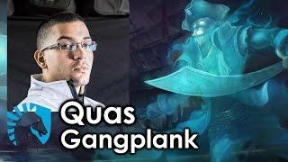 Quas picks Gangplank