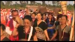 poe karen new year song kk  2013