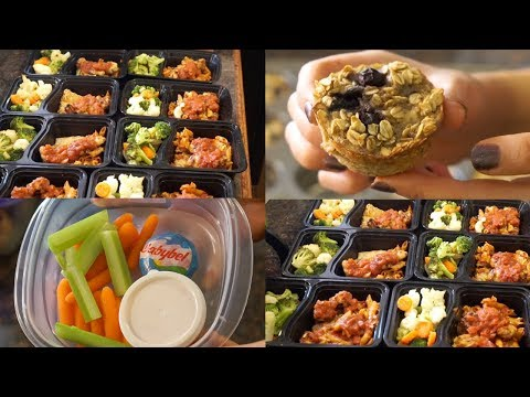 Weight Watchers Freestyle Meal Prep 1.7.18