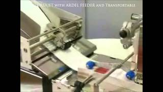 TCU HSAJET with ARDEL FEEDER and TRASPORTABLE for carton and plain paper.wmv Thumbnail