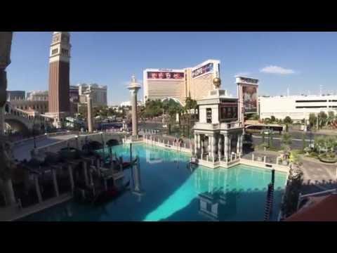 The Venetian Las Vegas Walkthrough