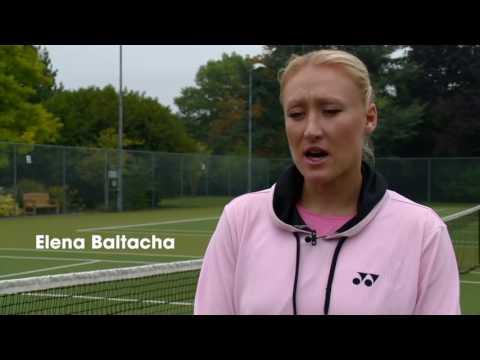 Elena Baltacha - Bally