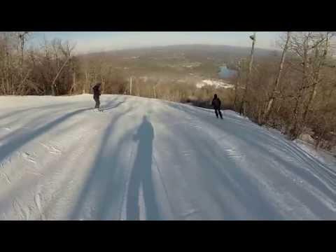 Wachusett Mountain - Smith Walton Trail 1/1/2015