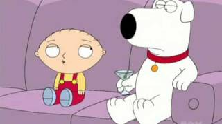 brian's novel - classic stewie being awesome (both parts)
