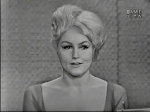 What's My Line? - Oleg Cassini; Julie Newmar; Shelley Berman [panel] (Jan 29, 1961)