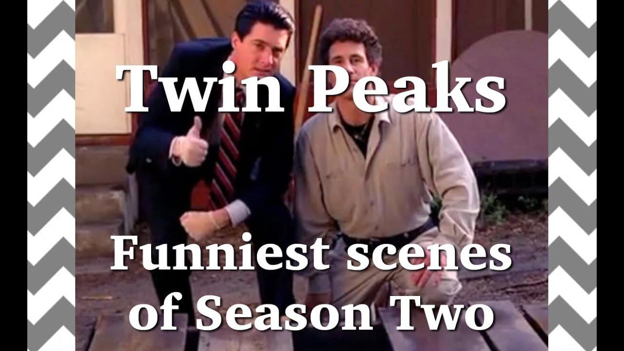 Download Twin Peaks: The funniest scenes (Season two)