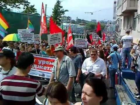 """""""Марш миллионов"""" в Москве 12 июня 2012 года #4"""