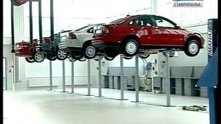 Продажа автомобилей на Ставрополье сократилась на треть