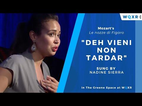 Nadine Sierra: Deh vieni non tardar from Le nozze by Mozart
