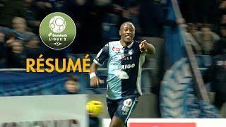Havre AC - Valenciennes FC ( 4-3 ) - Résumé - (HAC - VAFC) / 2018-19