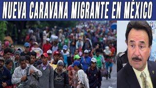 CARAVANA MIGRANTE: nueva caravana 😱ALCALDE de  tijuana OPINA esto [NO LO VAS A CREER] 😥