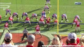 2016 #14 Florida Gators vs Georgia Bulldogs