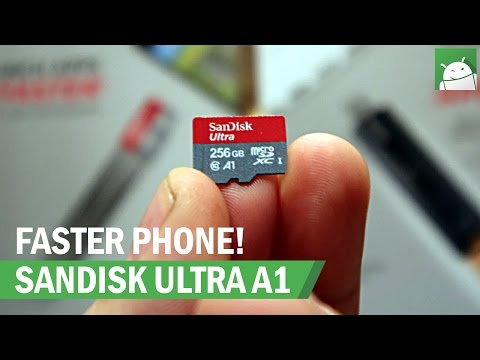 Can A MicroSD Card Really Make Your Phone Faster?