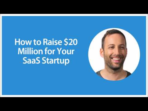 How to Raise $20 Million for Your SaaS Startup – with Pini Yakuel