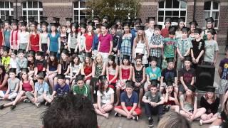 Afscheidsliedje 6e leerjaar Prinsenhof 28 juni 2012