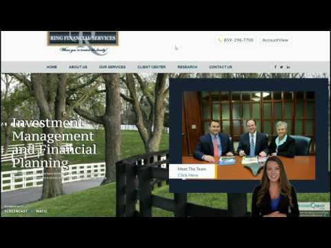 Financial Services Lexington Ky - Ring Financials Investment Management