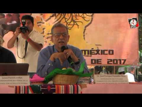 Conferencia del Dr. José Enrique González Ruiz