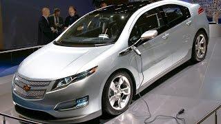Next generation Chevrolet Volt 2016 hybrid electric cars