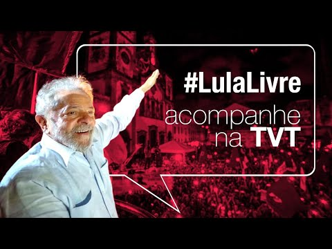 [AO VIVO] Lula volta ao Sindicato dos Metalúrgicos do ABC para discursar a nação