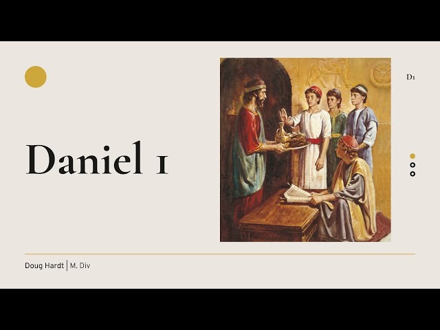 The Captivity - Pastor's Study: Daniel & Revelation