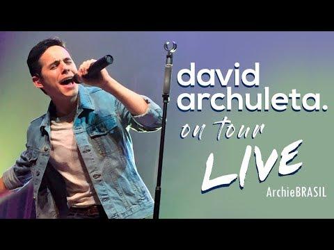 David Archuleta on Tour (Full Show)