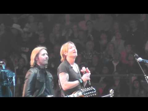 Keith Urban - 3 of 8 - Sweet Thing; Break on Me - Houston Livestock Show & Rodeo - 20 Mar 2016