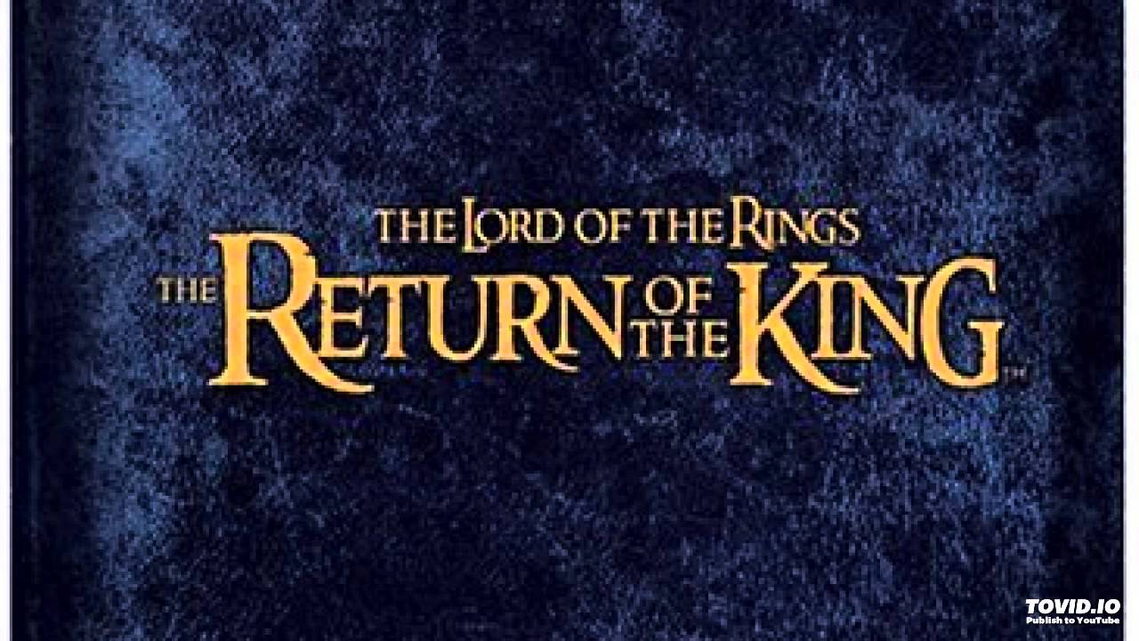 The lord of the rings: the return of the king (2003) extended.