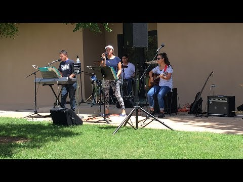 Teen Concert The Alley Hillcrest Park Clovis, NM Potter's House Christian Fellowship
