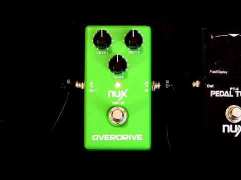 Nu-X OD-3 Vintage Overdrive