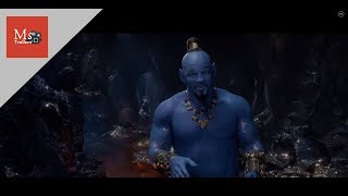 Aladdin   Official Trailer 2  Will Smith Mena Massoud Naomi Scott