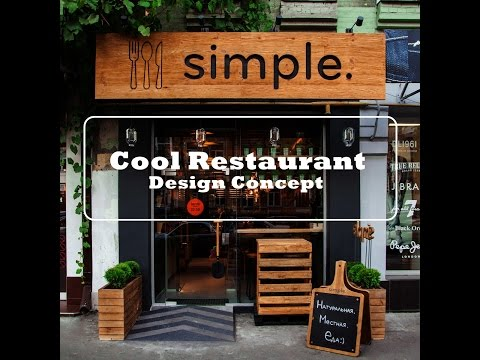HOT Nice Designing a Modern Fast Food Restaurant